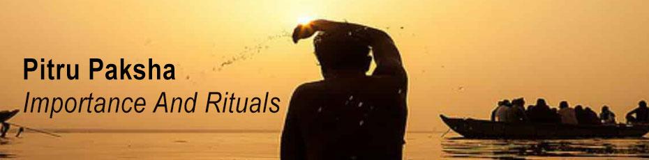 Pitru Paksha Importance and Rituals - Shradh 2018 Start Date