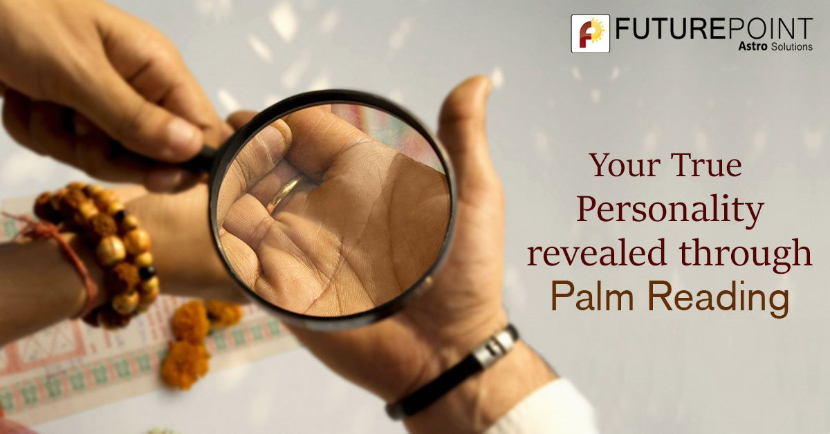 Your True Personality revealed through Palm Reading