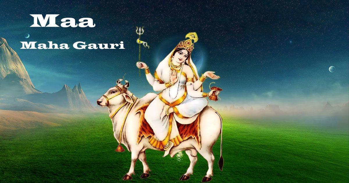 Vasant Navratri Day 8: Maa Maha Gauri & Navratri Ashtami Pujan