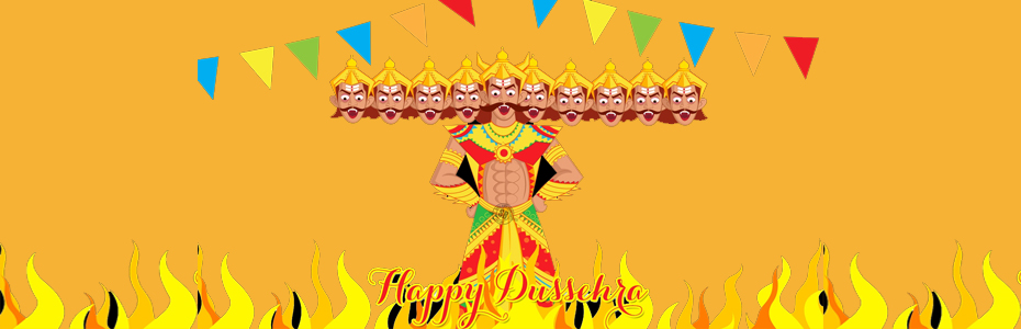 Dussehra is the festival of victory of Good over Evil powers