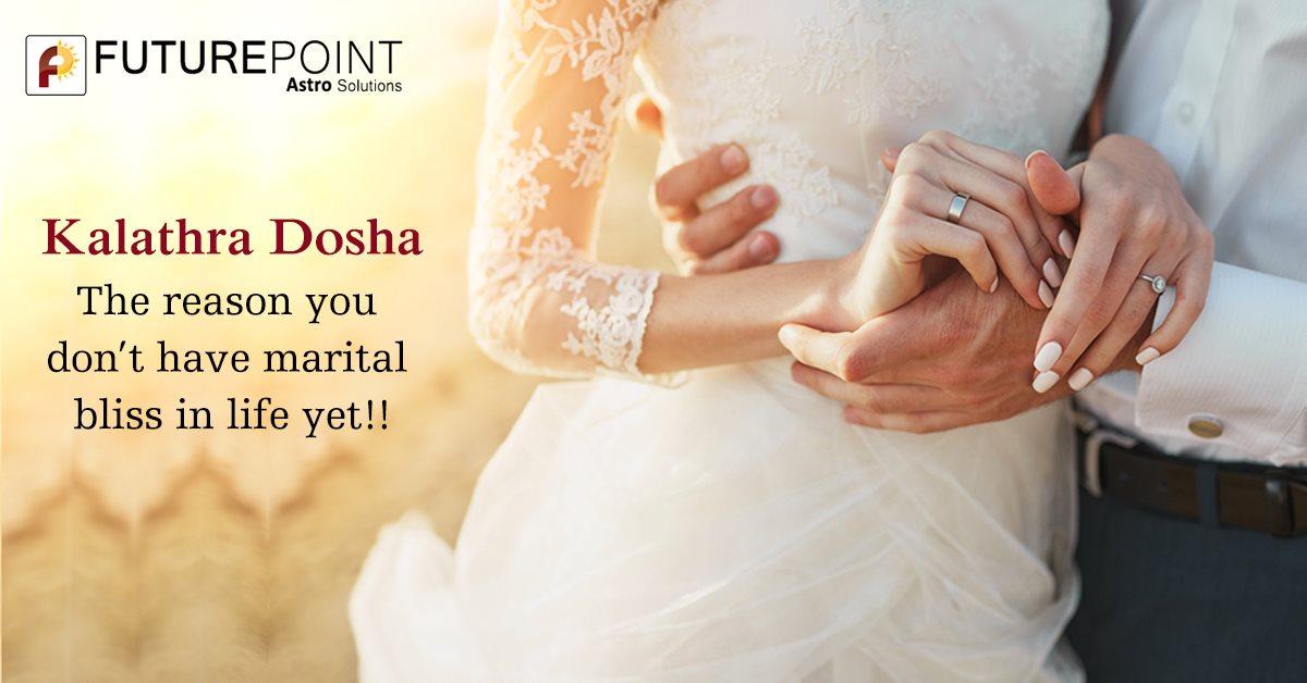 Kalathra Dosha: The reason you don't have marital bliss in life yet!!