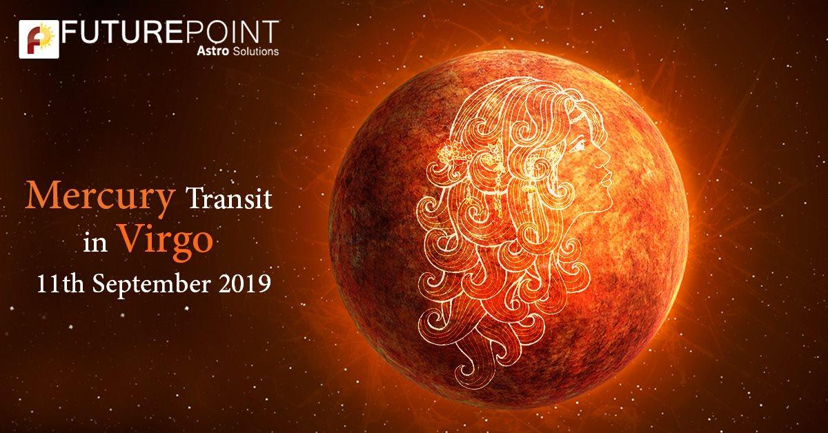 Mercury Transit in Virgo (11th September 2019)