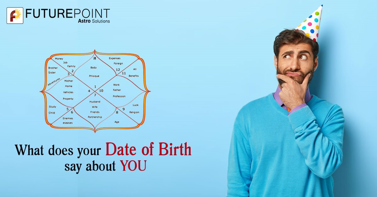What does your date of birth say about you