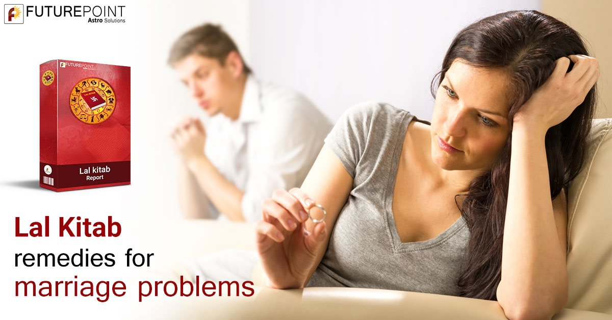 Lal Kitab remedies for marriage problems