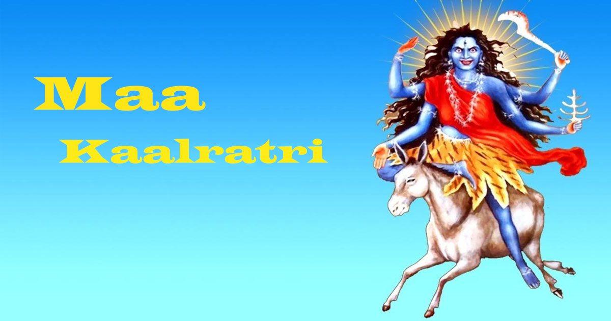 Vasant Navratri Day 7: Appease Maa Kaalratri