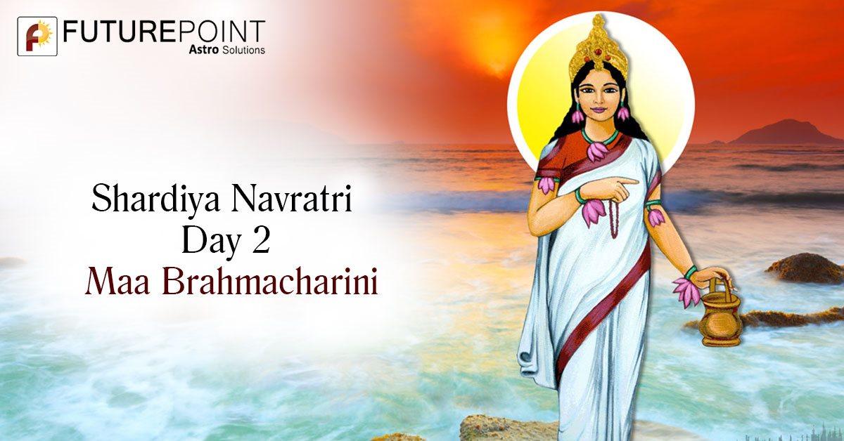 Shardiya Navratri 2019 Day 2: Maa Brahmacharini