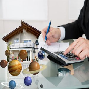 Calculation of House of a Planet