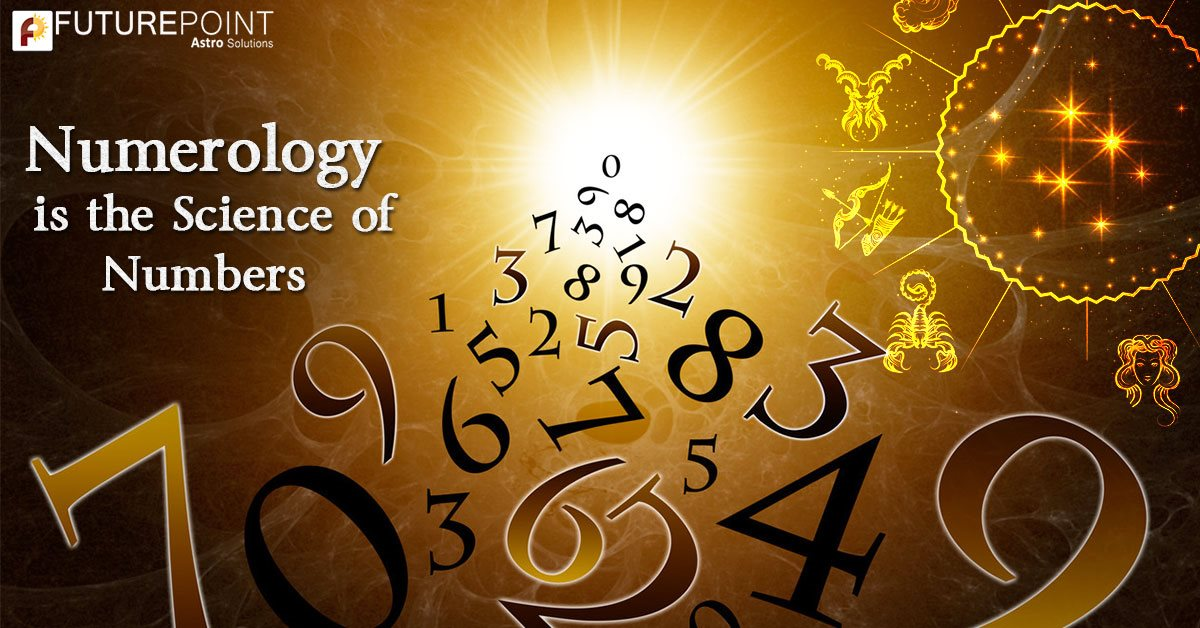 Numerology is the Science of Numbers