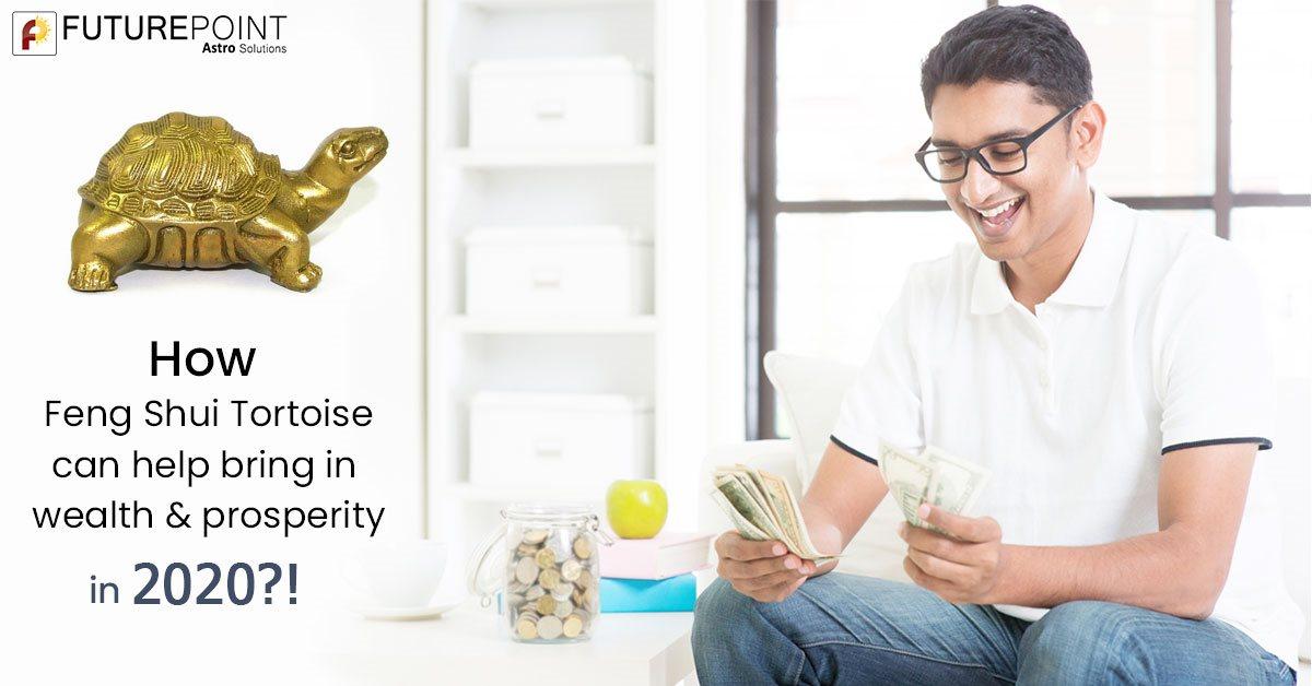 How Feng Shui Tortoise can help bring in wealth & prosperity in 2020?!