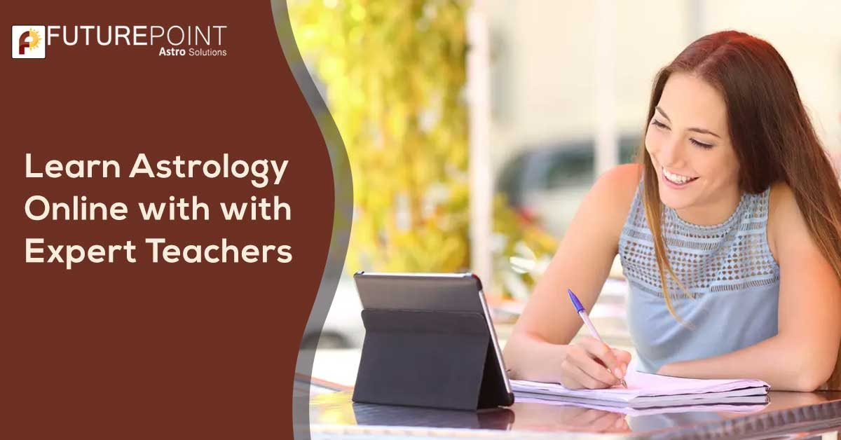 Learn Astrology Online with with Expert Teachers