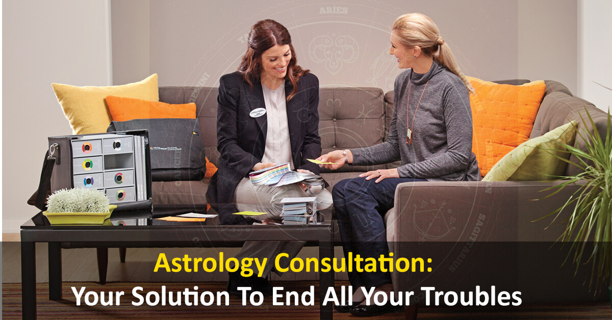 Astrology Consultation: Your Solution To End All Your Troubles