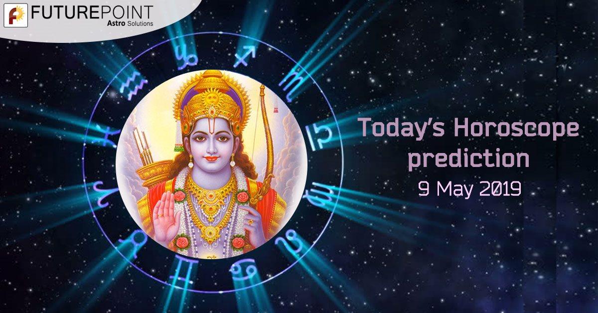 Daily Horoscope Predictions - 9th May 2019