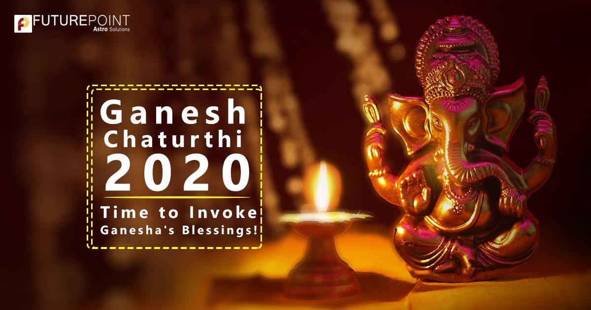 Ganesh Chaturthi 2020: Time to Invoke Ganesha