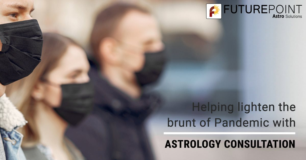 Helping lighten the brunt of Pandemic with Astrology Consultation