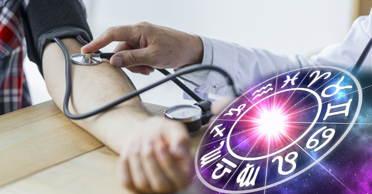 Can astrology suggest the time period when you will have health issues?