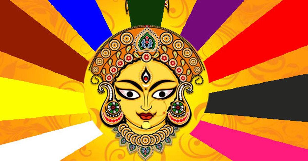 चैत्र नवरात्रि के प्रत्येक दिन के लिए विशेष एक रंग ।
