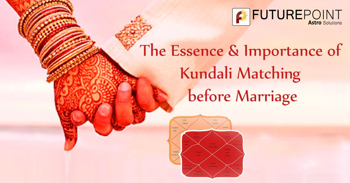 The Essence & Importance of Kundali Matching before Marriage