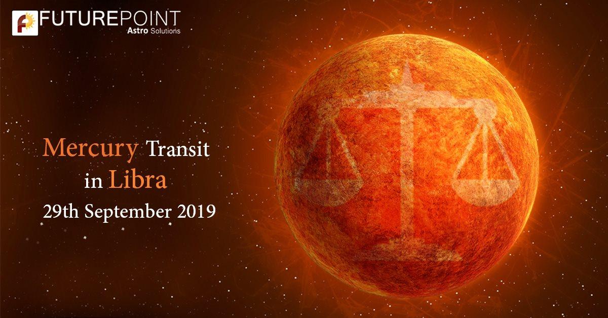 Mercury Transit in Libra (29th September 2019)