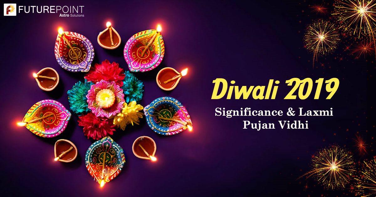 Diwali 2019: Significance & Laxmi Pujan Vidhi