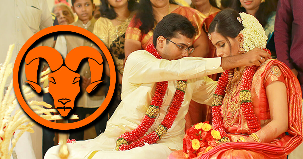 Aries 2019 Marriage Horoscope: Favourable Time For You!