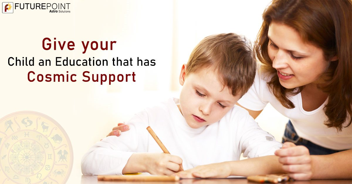 Give your Child an Education that has Cosmic Support