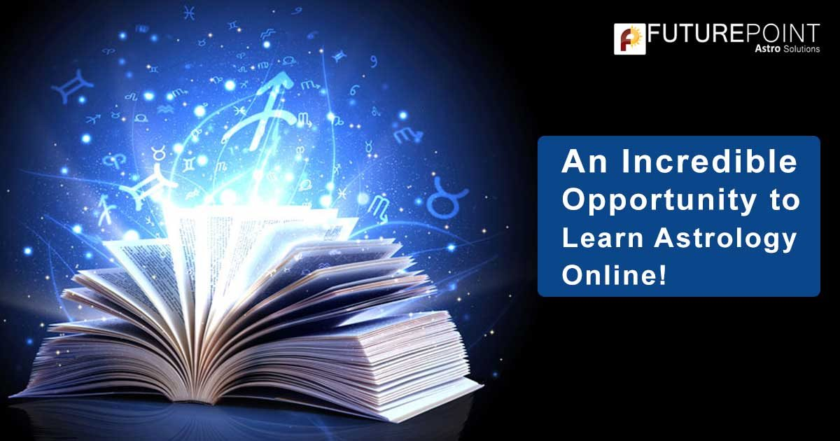 An Incredible Opportunity to Learn Astrology Online!