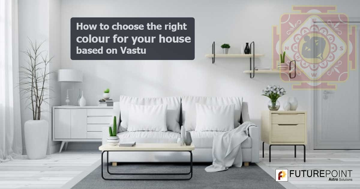 How to choose the right colour for your house based on Vastu