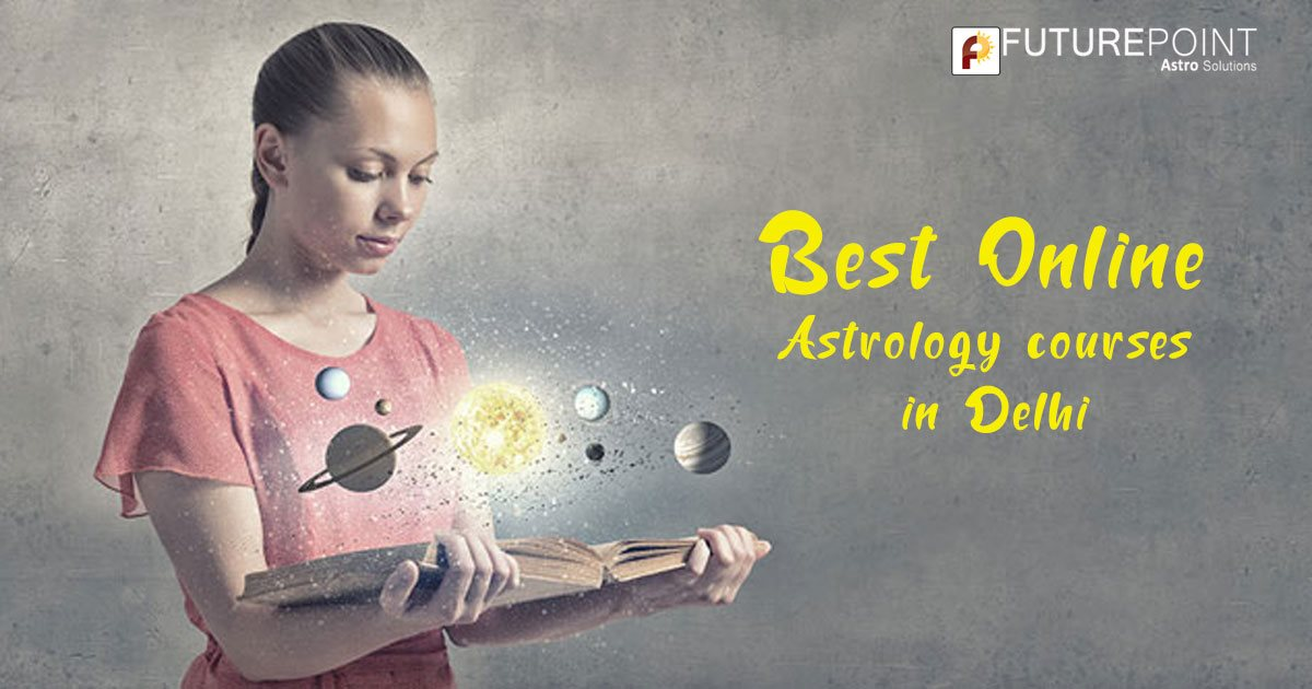 Best Online Astrology courses in Delhi