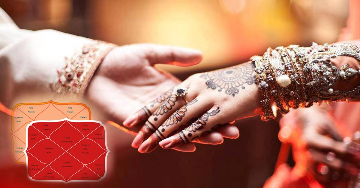 Perfect Kundli Matching made easy through Top Astrologers