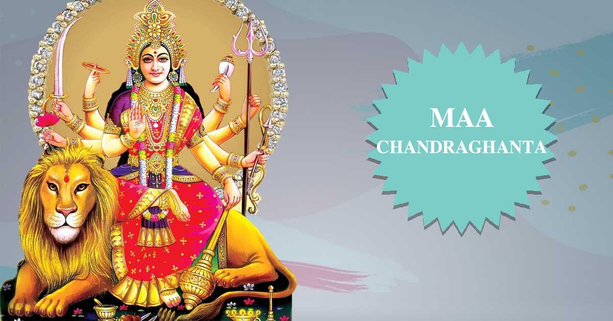 Vasant Navratri Day 3: Appease Maa Chandraghanta