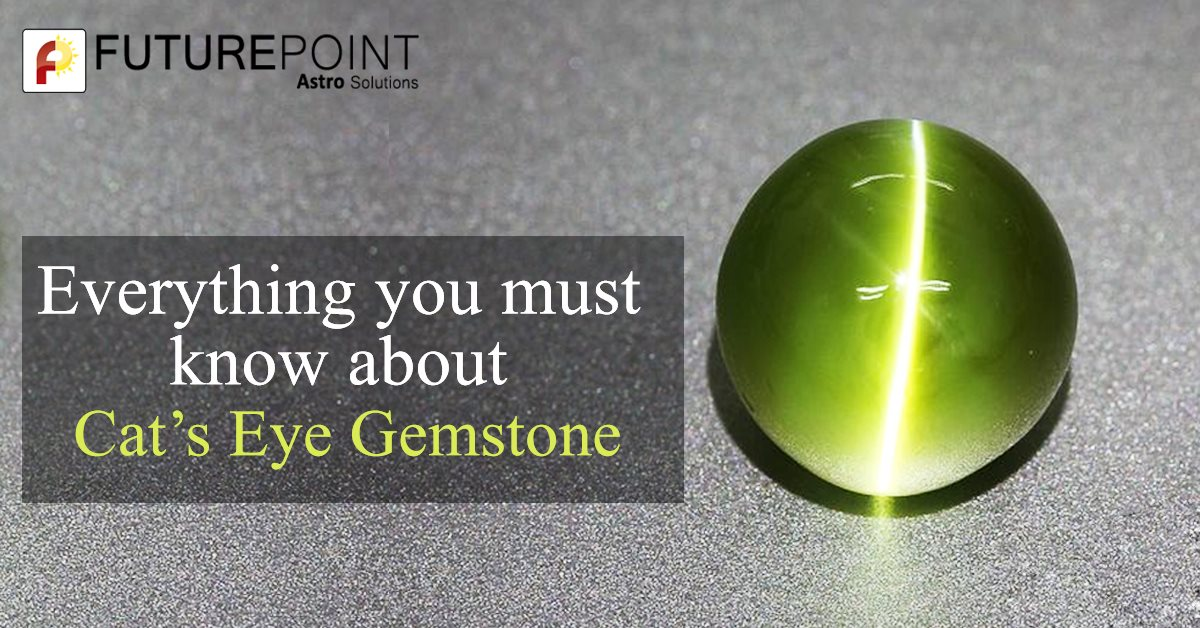 Everything you must know about Cat's Eye Gemstone