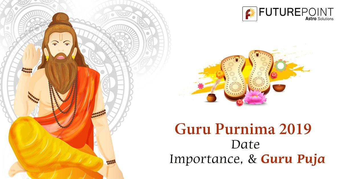 Guru Purnima 2019: Date, Importance, & Guru Puja
