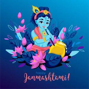 Krishna Janmashtami 2018 : Significance, Date & Time, Puja Muhurat
