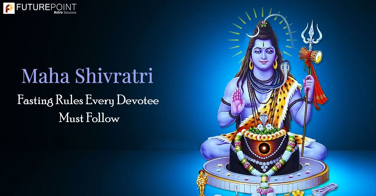 Maha Shivratri Fasting Rules - What devotees should know?