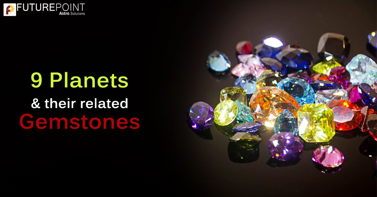 9 Planets & their related Gemstones