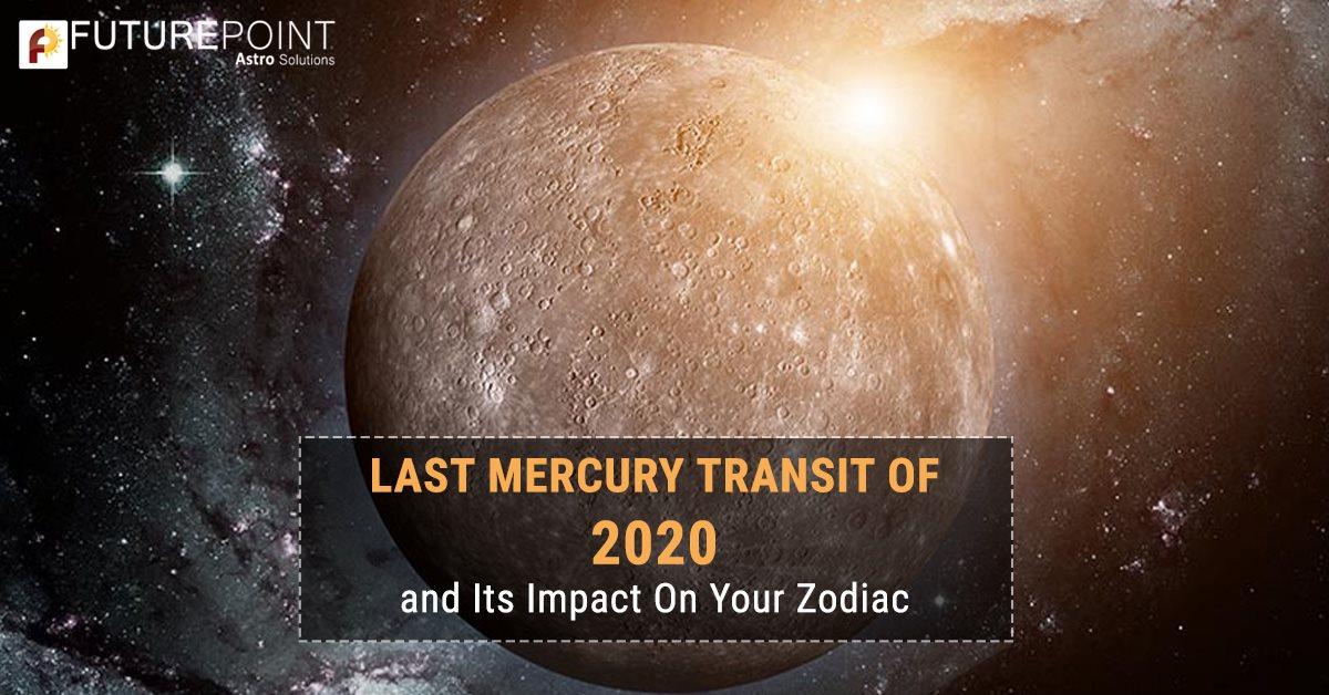 Last Mercury Transit Of 2020 & Its Impact On Your Zodiac