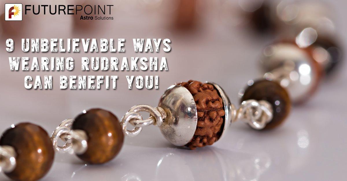 9 Unbelievable ways wearing rudraksha can benefit you!