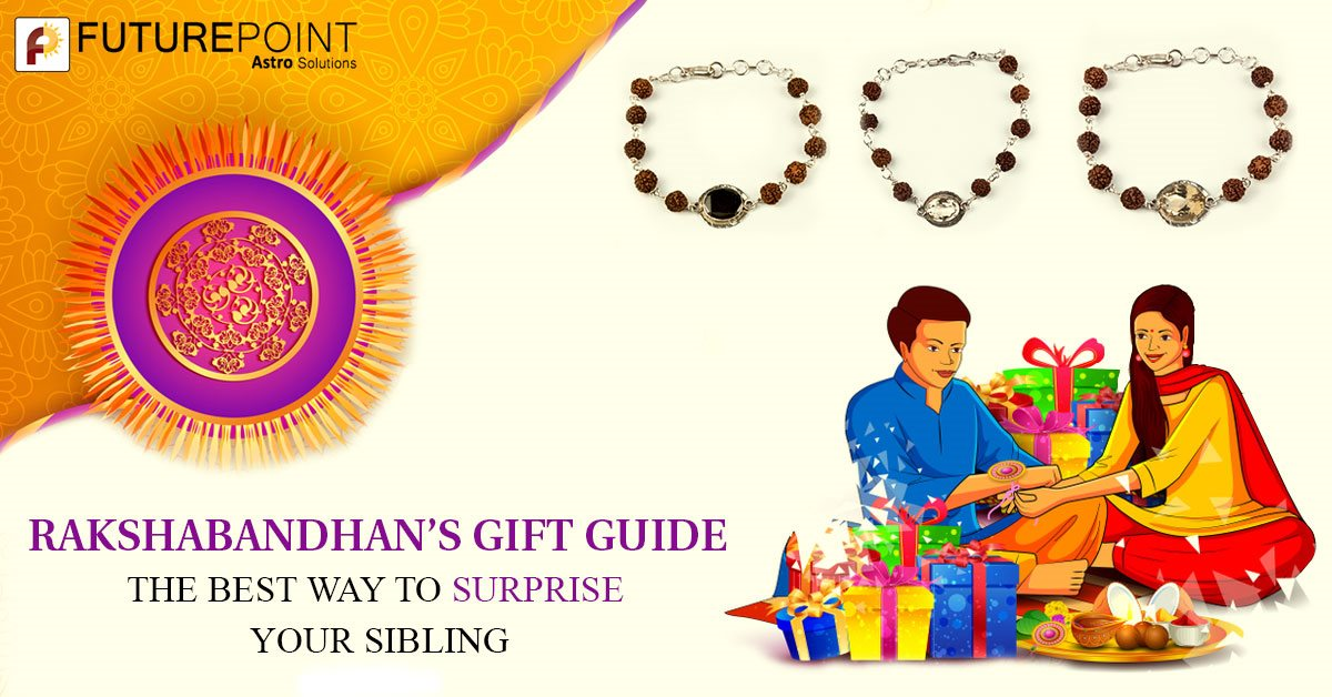 RAKSHABANDHAN'S GIFT GUIDE: THE BEST WAY TO SURPRISE YOUR SIBLING