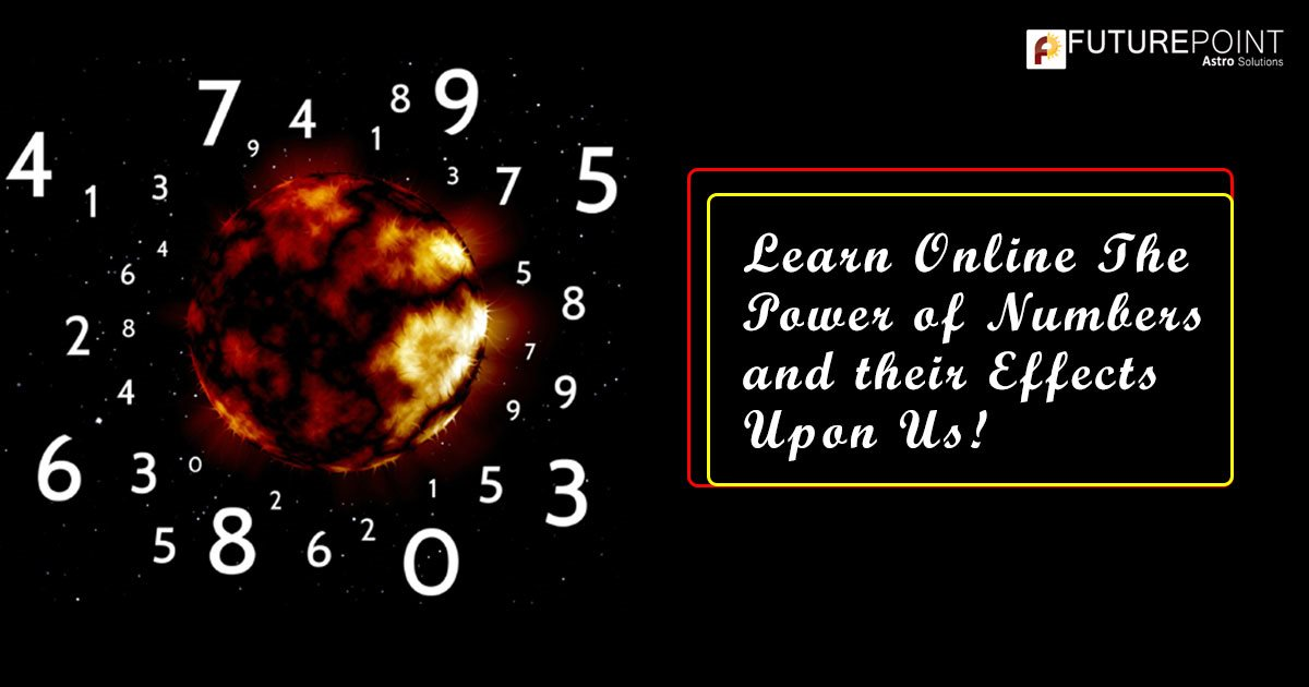 Learn Online The Power of Numbers And Their Effects Upon Us!
