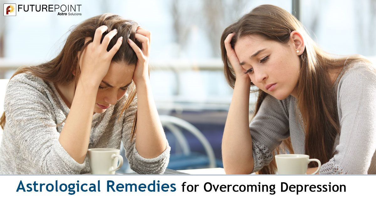 Astrological Remedies for Overcoming Depression