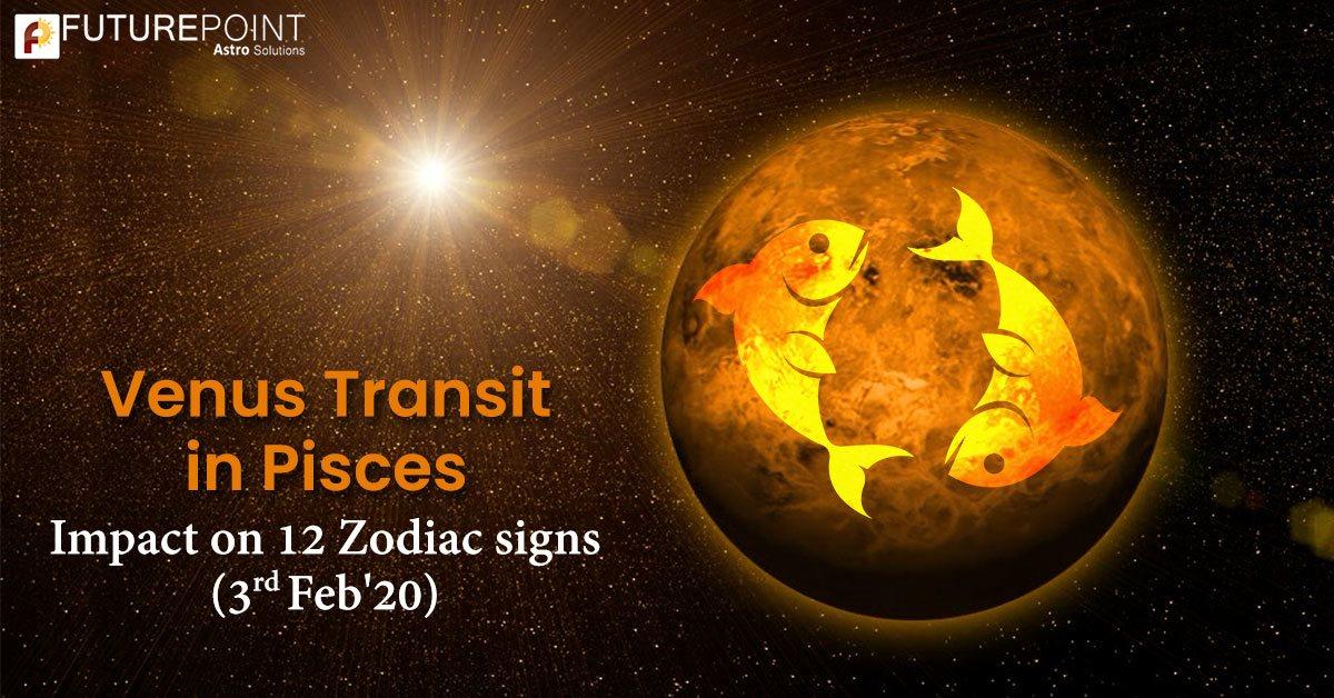 Venus Transit in Pisces: Impact on 12 Zodiac signs (3rd Feb