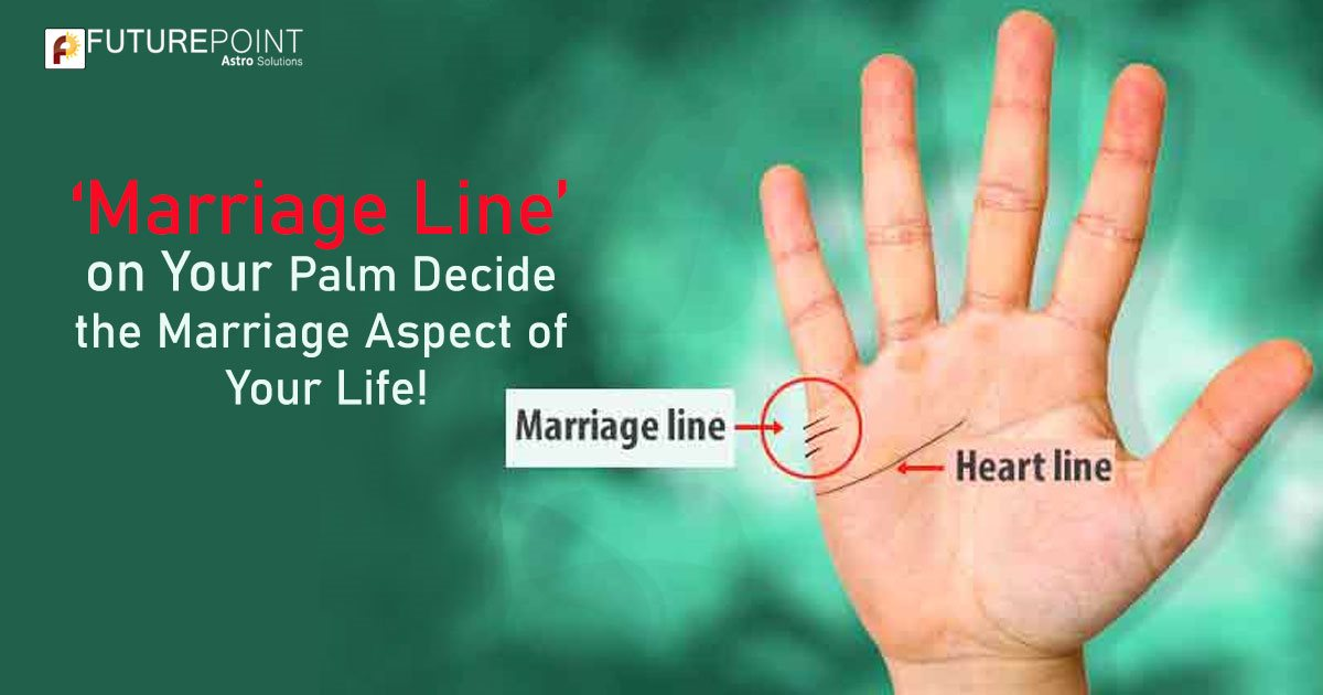 'Marriage Line' on Your Palm Decide the Marriage Aspect of Your Life!