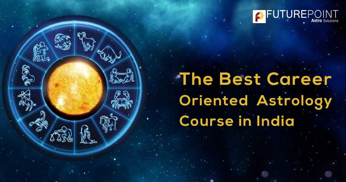 The Best Career Oriented Online Astrology Course in India