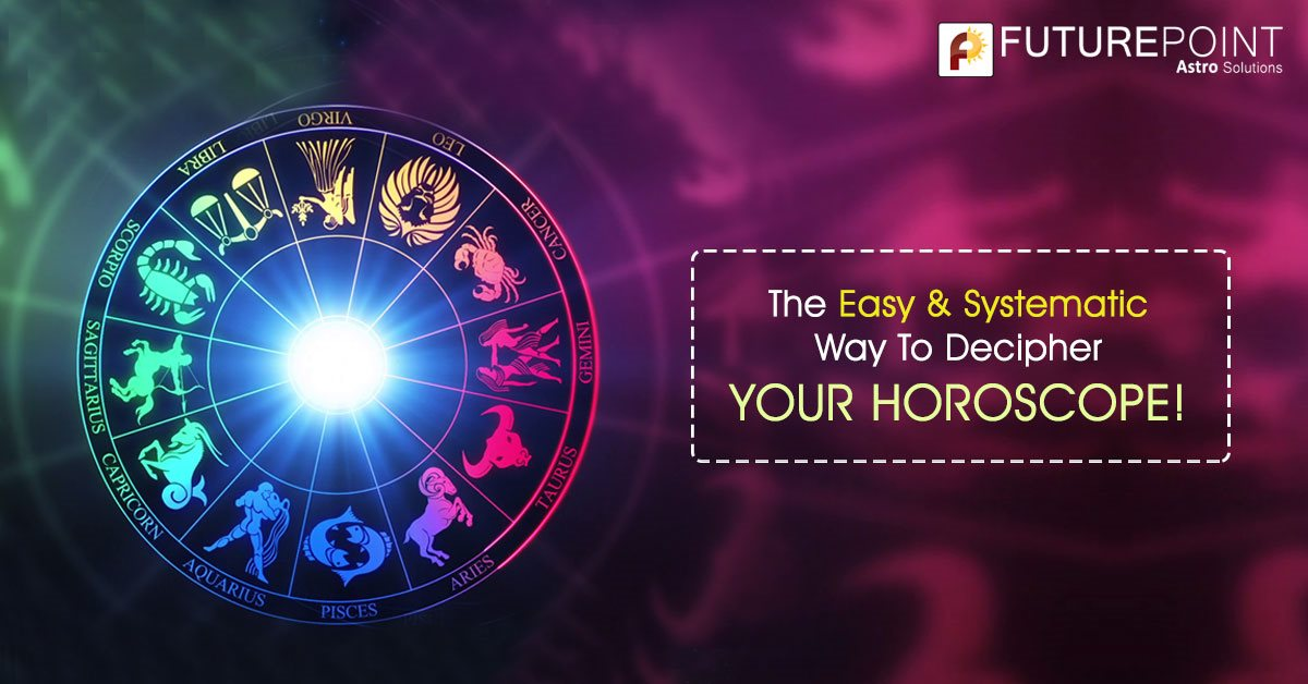 The Easy & Systematic Way to Decipher Your Horoscope!