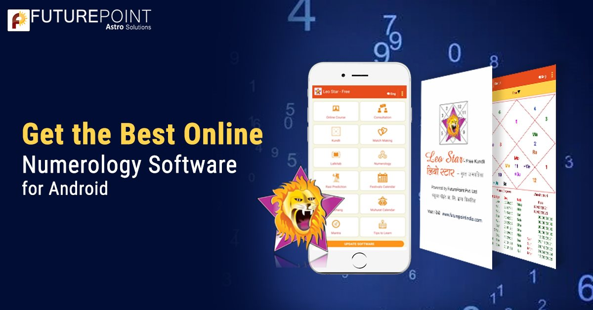 Get the best Numerology Software for Android