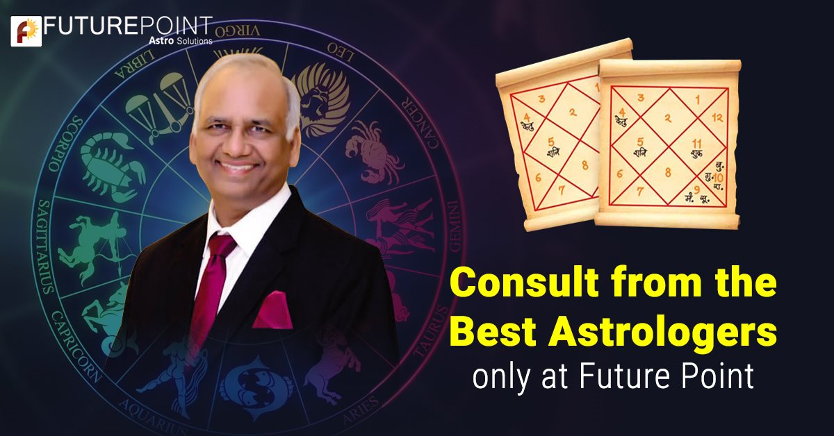 Consult from the Best Astrologers only at Future Point