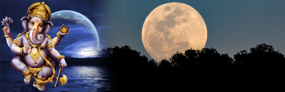 Why should you not look at the Moon on Ganesh Chaturthi?