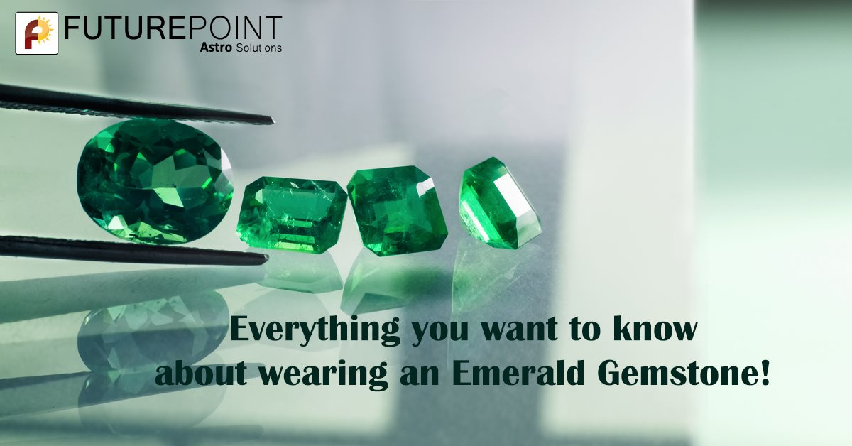 Everything you want to know about wearing an Emerald Gemstone