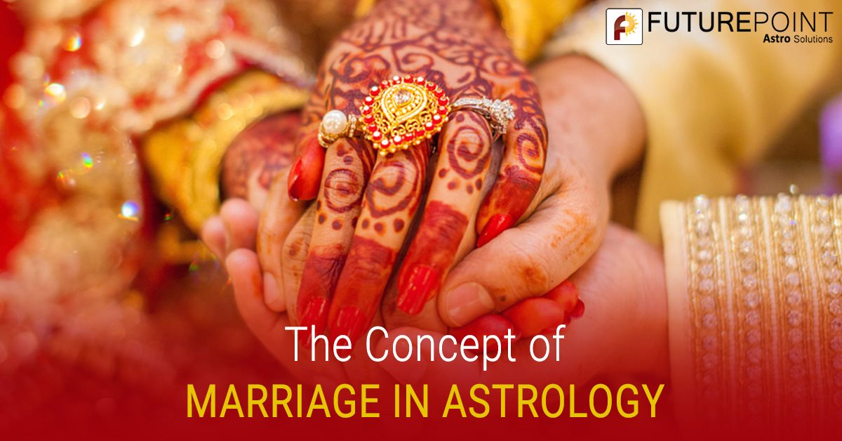 The Concept of Marriage in Astrology