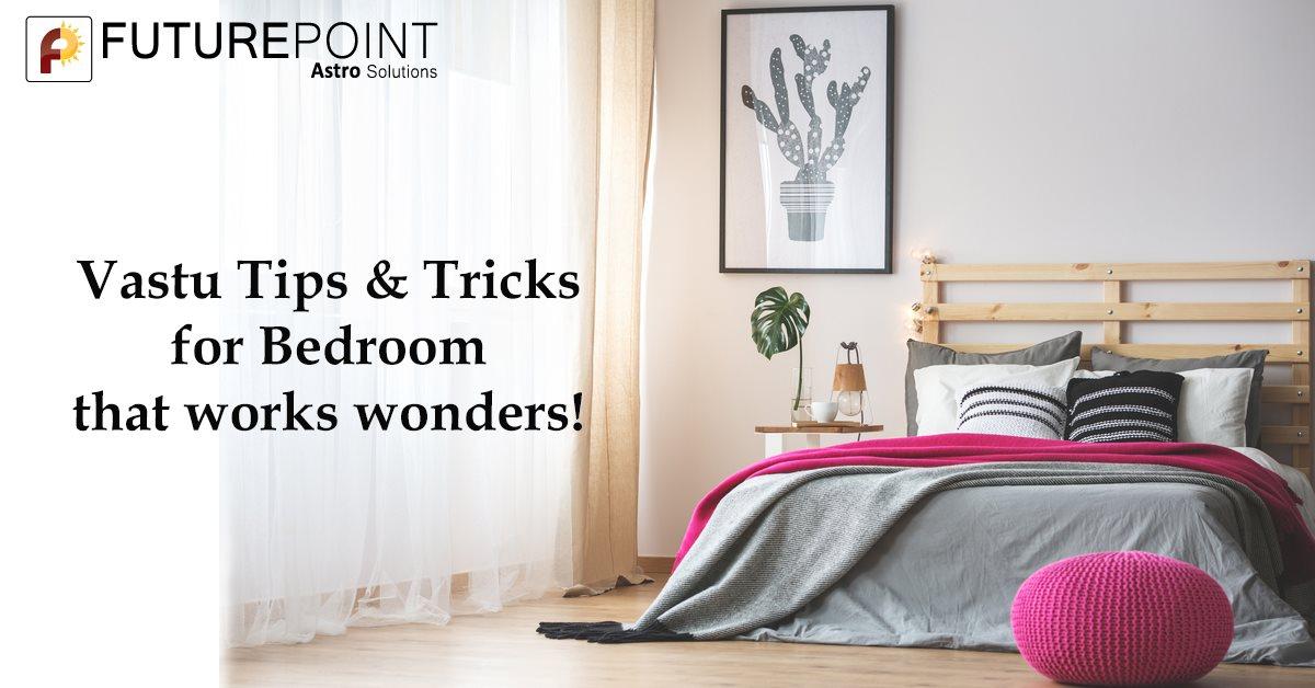 Vastu Tips & Tricks for Bedroom that works wonders!